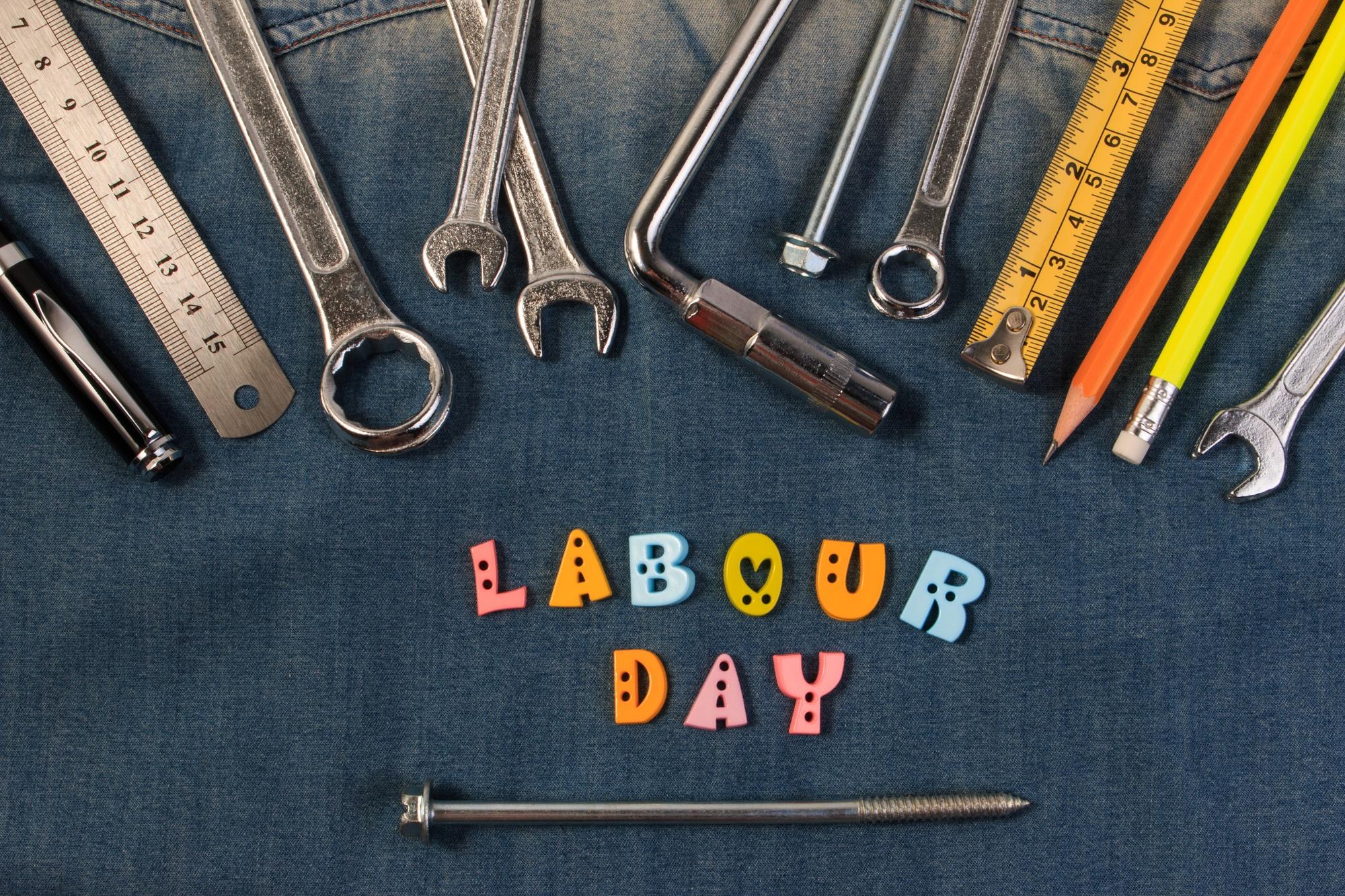 labour day sales